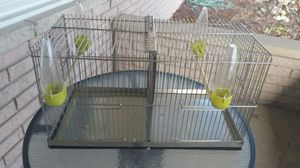 Prevue Bird Cage with Dividers. Split to 2 cages. for Sale in Warren, MI