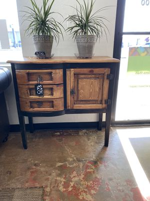 Rustic console table for Sale in Phoenix, AZ