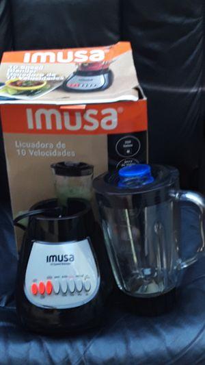 """""""IMUSA"""" blender ten speeds !!!! for Sale in San Diego, CA"""