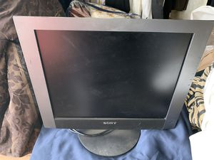 Sony computer monitor for Sale in San Bernardino, CA