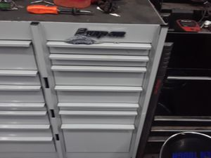 Snap on master series tool box for Sale in Detroit, MI