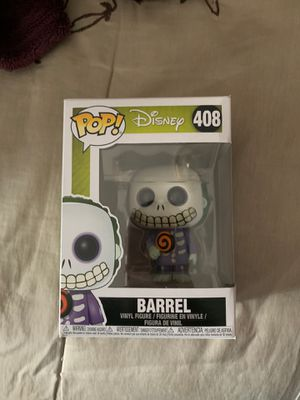 Barrel funko pop from nightmare before Christmas for Sale in Federal Way, WA