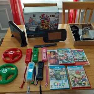 Nintendo Wii U Deluxe for Sale in Winter Haven, FL