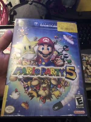 Mario party 5 GameCube for Sale in Henderson, NV