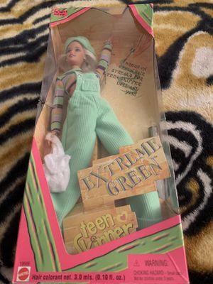 1997 Barbie Extreme Green Teen Skipper NIB for Sale in Hillsboro, OR