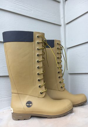 Timberland Rubber Boots-size 8-women-Brand New! for Sale in Portland, OR