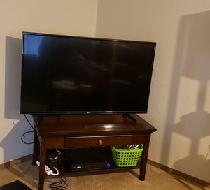 "LG 49"" - 4K UHD HDR SMART LED TV for Sale in Tacoma, WA"