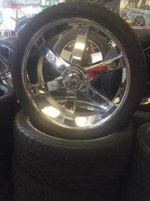 "24"" wheels and tires for Sale in Norcross, GA"