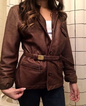 Genuine leather jacket for Sale in Clearwater, FL