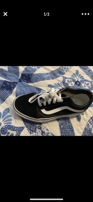 Vans size 7 in women for Sale in Grand Prairie, TX