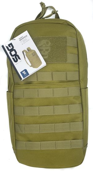 Brand NEW! Olive Green SOG Tactical Molle Crossbody/Side Bag/Sling/Satchel/Pouch For Traveling/Hiking/Biking/Hunting/Outdoors/Sports/Work/Fishing for Sale in Torrance, CA