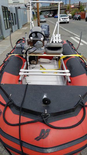 Mercury 430hd SIB inflatable for Sale in Mercer Island, WA