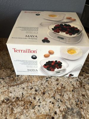 Terraillon MAYA electronic kitchen scale for Sale in Englewood, CO