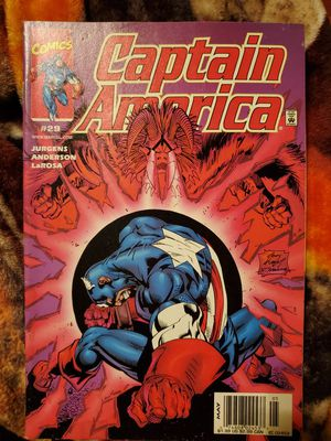Captain America #29 for Sale in Harrah, OK