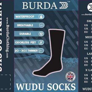 Burda Wudu Socks ( Size: S/M/L/XL ) for Sale in Detroit, MI