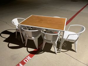 Kids table and chairs for Sale in McKinney, TX