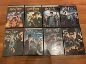 Harry Potter Complete 8-Film Collection all for $25, Disney marvel Harry Potter DC movies Bluray and dvd collectibles for Sale in Everett, WA