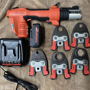 RP200 RP 200-B 18v Ridgid Pex Propress Press Tool for Sale in Sylmar, CA