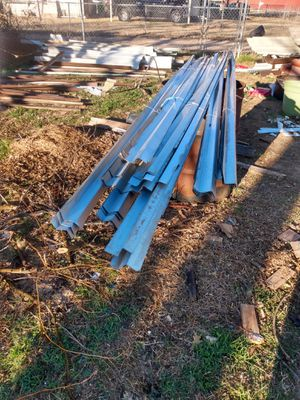 Drip edge. Ten pieces to a bundle. About a hundred ft. for Sale in San Angelo, TX