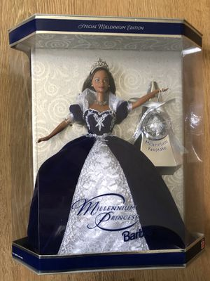 Special Millennium Edition Princess Barbie for Sale in Los Alamitos, CA