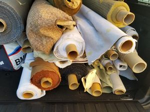 Fabric rolls fabric fabric for Sale in Montclair, CA