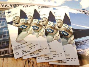 Dallas Cowboys vs LA Rams for Sale in Richardson, TX