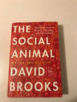 The Social Animal by David Brooks (book) for Sale in Ellensburg,  WA