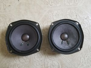 Checy Trailblazer ss Bose rear door speakers for Sale in Wadesboro, NC