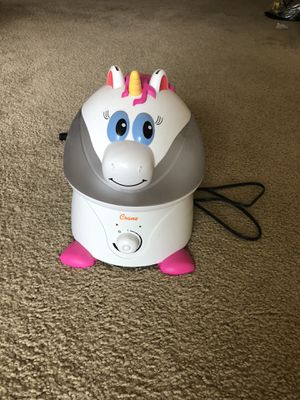 Cool Mist Humidified rarely used-move out sale for Sale in Chesterfield, MO