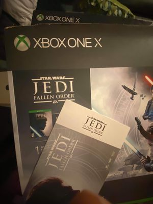 Star Wars Deluxe Digital Download Xbox one game for Sale in Modesto, CA