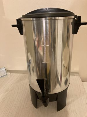 Large electric coffee maker for Sale in Dover, PA