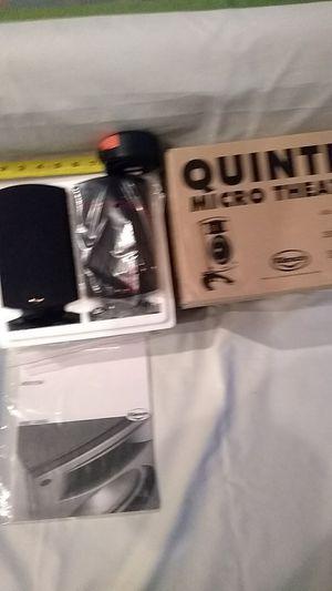 Klipsch Micro Quintet Speakers for Sale in Largo, FL