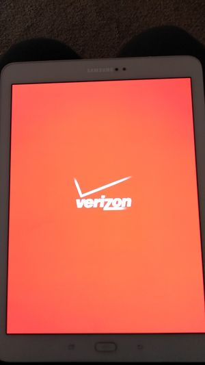 Samsung Verizon 4glte tablet for Sale in San Diego, CA
