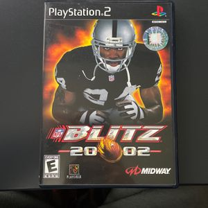 Ps2 NFL Blitz for Sale in Bothell, WA