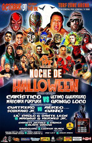Lucha libre en Halloween for Sale in Arlington, TX