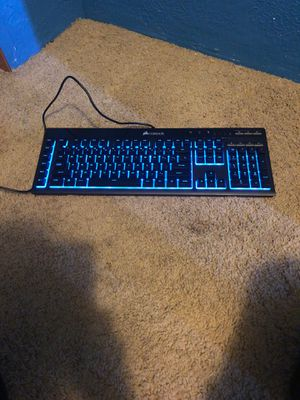 Corsair k55 (water resistance) for Sale in Amarillo, TX
