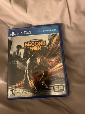 Ps 4 games $15 for both games for Sale in Whittier, CA
