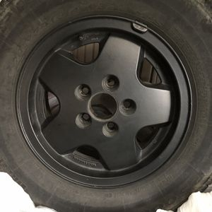 14 INCH VW VANAGON ALLOY RIMS for Sale in Lynnwood, WA