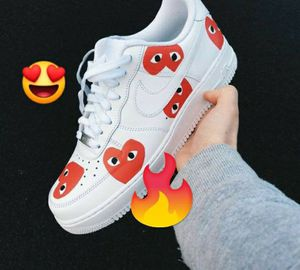 HEART CUSTOMS | Custom Air Force 1 | Vans Shoes for Sale in Chino, CA