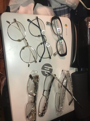 Designer reading frame glasses *NEW for Sale in SeaTac, WA