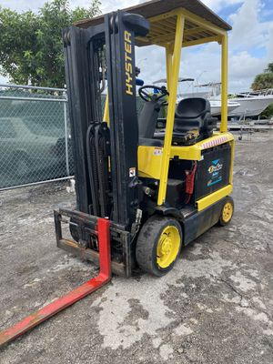 2006 HYSTER ELECTRIC FORKLIFT for Sale in Miami, FL