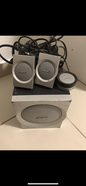 bose companion 3 for Sale in Miami, FL