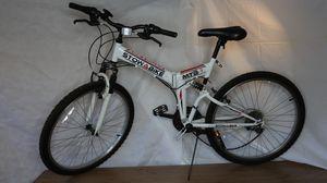 """Stowabike 26"""" MTB V2 Folding Dual Suspension 18 Speed Shimano Gears Mountain Bike for Sale in Las Vegas, NV"""