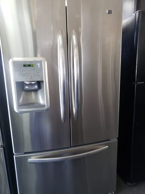 FREE DELIVERY! Maytag Refrigerator Fridge French Door 3-Door Free Delivery #848 for Sale in Ontario, CA