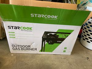 Outdoor gas burner for Sale in Huntington Park, CA