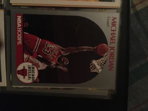 Michael Jordan basketball card for Sale in Goliad, TX