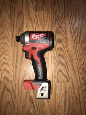 Milwaukee impact drill new no offert for Sale in Silver Spring, MD