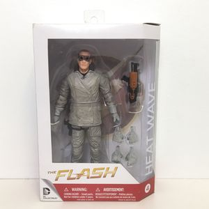DC Collectibles The Flash TV Series Heat Wave Action Figure MISB MIB new sealed for Sale in Elizabethtown, PA