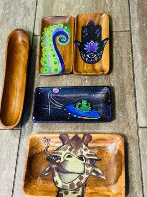 Rolling trays ..jewlery tray for Sale in San Diego, CA