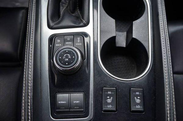 2017 Nissan Maxima